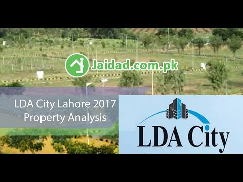 LDA City housing scheme Lahore 2017 location, latest news and return on investment