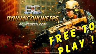Arctic Combat Gameplay Free To Play Online Shooter