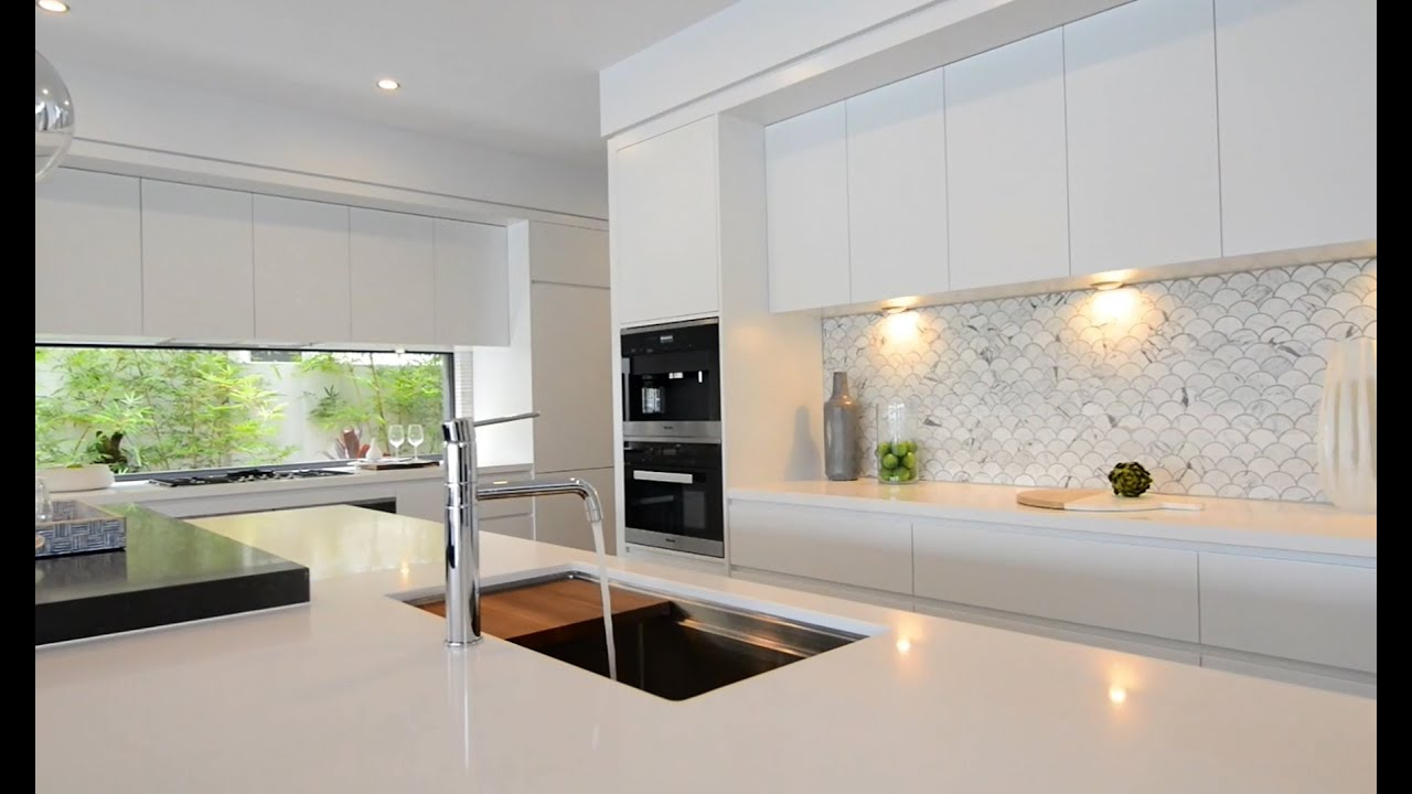 Island For Kitchen Design Meridian 52, Hope Island – Metricon Homes - Youtube