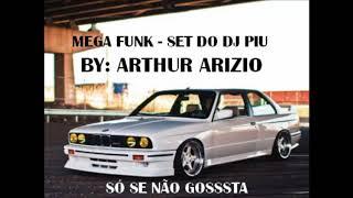 Baixar Mega Funk Set DJ Piu  - Dj Arthur Arizio