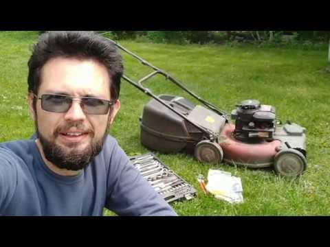 Мтд ремонт газонокосилки своими руками