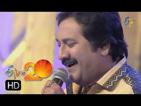 Kalpana,Mano Performance - Manchamesi Duppatesi Song In Mahabubnagar ETV @ 20 Celebrations