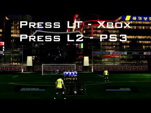 Fifa 11 Tutorial -