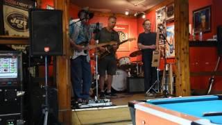 Maggie's open mic jam John judd Blues Senior