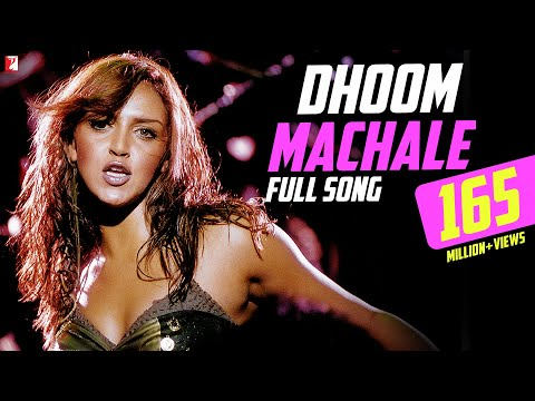 Dhoom Machale Song