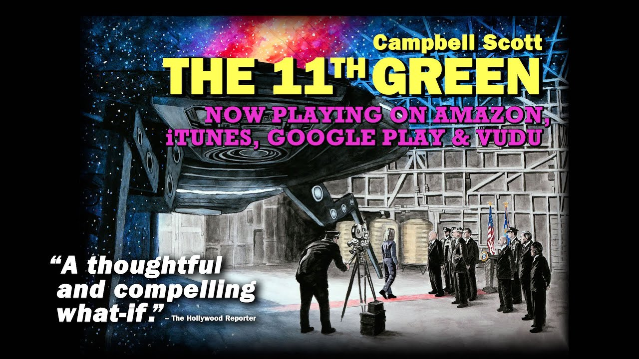 """IRI Supporter and Filmmaker Chris Munch, receives award for film:""""The 11th Green"""""""