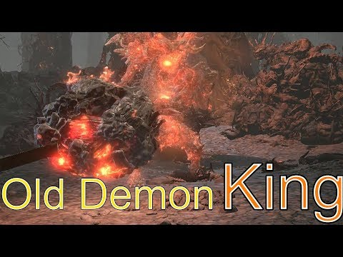 Dark Souls III - Old Demon King (Boss Fight) |