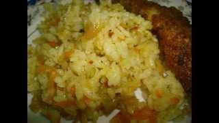 Рис рассыпчатый (гарнир)