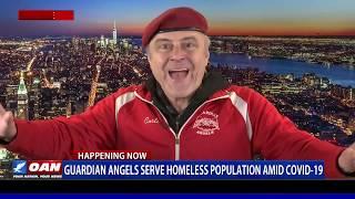 Guardian Angels serve homeless population amid COVID-19 pandemic