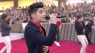 One Direction perform What Makes You Beautiful at the Logies