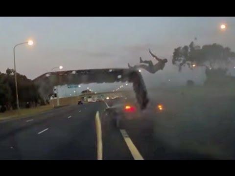 תאונת רכב קטלנית במהירות גבוהה בכביש מהיר