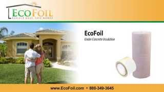 EcoFoil Under Concrete Insulation Thumbnail