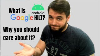 What is Google HILT and why you should care about? | Android tutorial | David Cruz Anaya