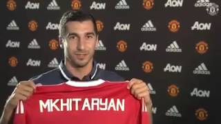 The Correct Pronunciation of 'Mkhitaryan' by Mkhitaryan