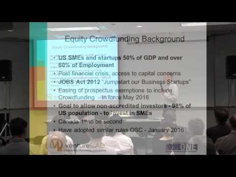 Crowdfunding for Equity with Chris Cory