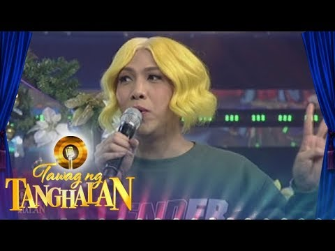 Tawag ng Tanghalan: Vice Ganda shares about his dream