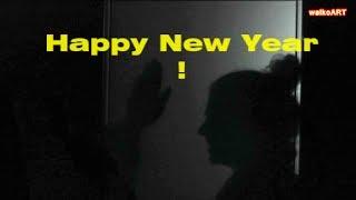 Happy New Year 2020 Frohes neues Jahr Shadows Schatten L& 39 ombre sombra Bonne année ✿ ♡ ✿