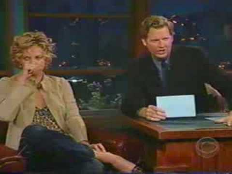 Charlize Theron's 5 questions on Craig Kilborn