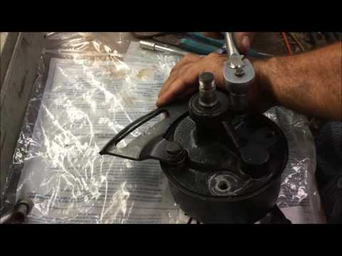 gm-big-block-chevrolet-power-steering-pump-install-how-to-chevelle-diy