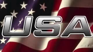 USA ANIMATED FLAG WITH US ANTHEM HD **FREE USE**