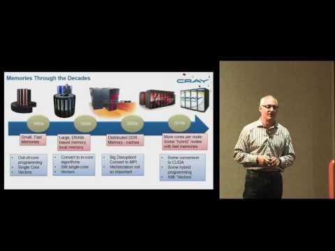 Peter Ungaro, President & CEO, Cray Inc.