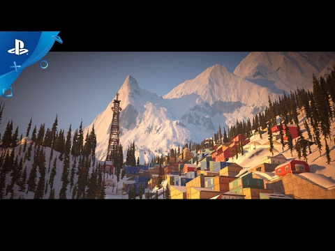 Steep Trailer - Alaska Free Update: Tame the Wilderness Trailer | PS4