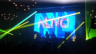Nervo @ Velvet Asu Paraguay (MGD Exclusive Party)