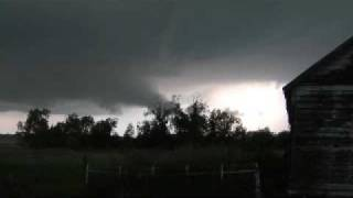 Storms in Austin MN June 17, 2009
