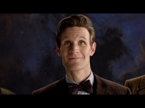 The Day of the Doctor: The Doctor's destination