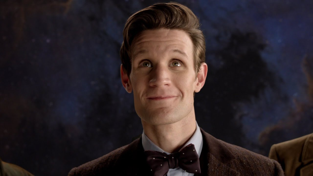 doctor who 50th anniversary ending