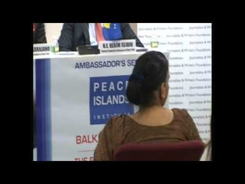 Peace Island Institute forum: Balkan & EU