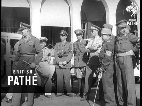 UN Takeover Begins (1956)