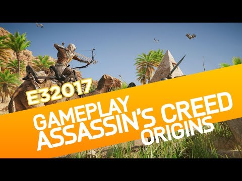 Assassin's Creed Origins: 14 minuti di gameplay del nuovo gioco Ubisoft