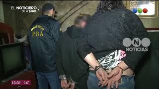Detuvieron al hijo de Daniel Pasarella por narcotráfico - El Noticiero de la Gente