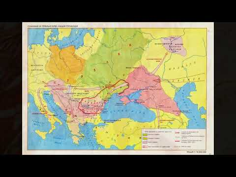Восточнославянские племена и их соседи видеоурок