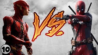 Flash vs Deadpool