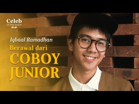 Iqbaal Ramadhan Yang Mengawali Kariernya Di Coboy Junior