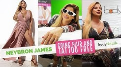 Miami Laser Hair and Tattoo Removal | Neybron James | Body Details