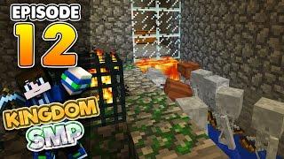 XP MOB FARM!! Ep.12 Minecraft PE Realms Survival Let's Play! (KingdomSMP)