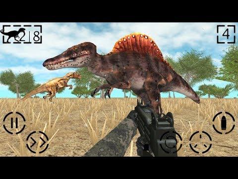 DINOSAUR ERA AFRICAN ARENA - Walkthrough Gameplay Part 1 - INTRO (Dinosaur Android Game)