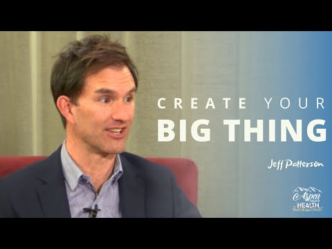 GameChanger: Unleash The Real You And Create Your Big Thing | Jeff Patterson