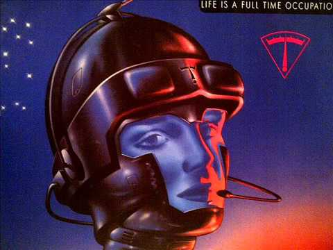 Thinkman - Life is a Full Time Occupation / LP 1988/ Synth
