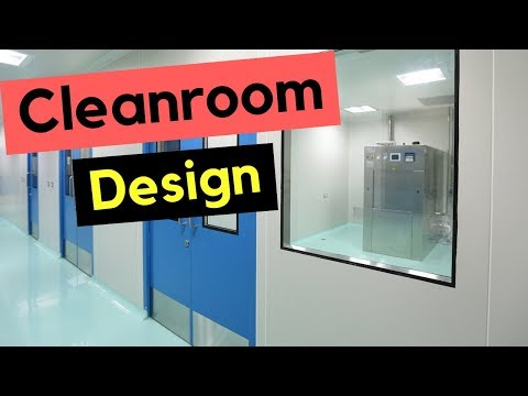 Clean Room Design in Pharmaceuticals