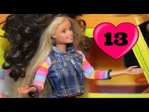 """Life with Barbie Episode 13 - """"A Camping Disaster"""""""