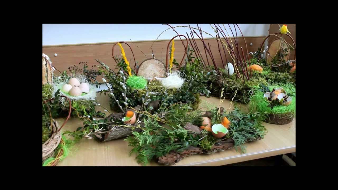 Stroiki Wielkanocne Cku Koszalin Youtube