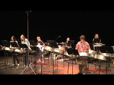 We Will Rock You- Steel Drums