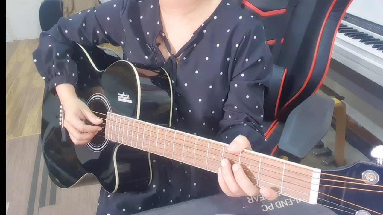[Hướng dẫn Guitar] THÊ LƯƠNG   Phúc Chinh