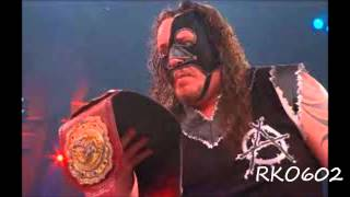 Abyss 9th TNA theme song BlackHole