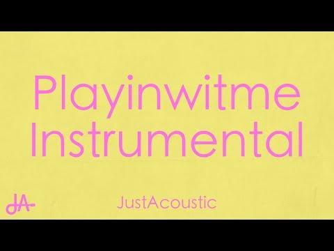 Playinwitme - KYLE ft. Kehlani (Acoustic Instrumental)