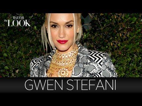 Gwen Stefani Exclusive Cover Shoot | Harper's Bazaar The Look